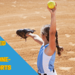 left-handed athlete
