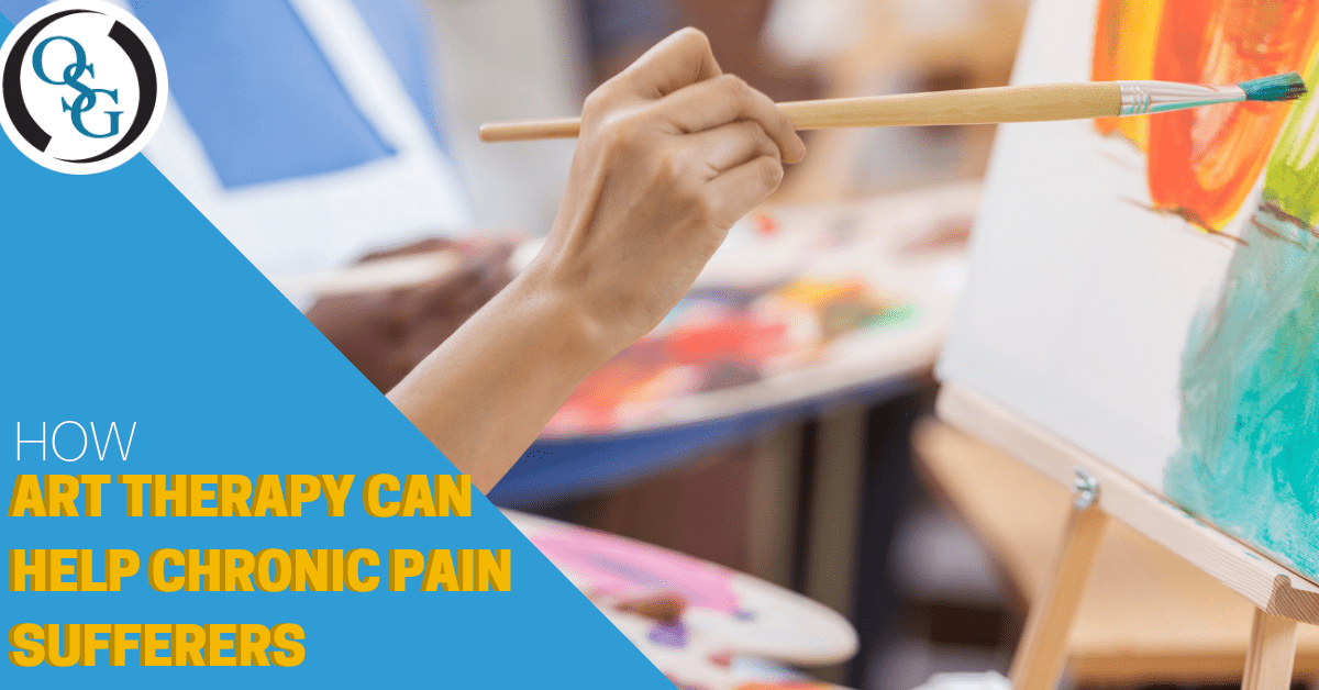 How Art Therapy Can Help Chronic Pain Sufferers | CT Orthopedics
